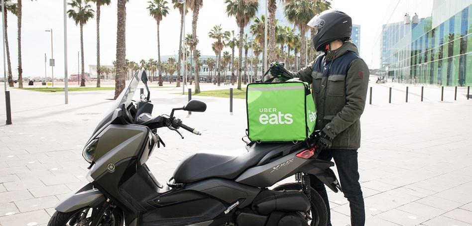 Uber Eats inicia operaciones en Barcelona y ficha a un ex HP para coordinar su expansión