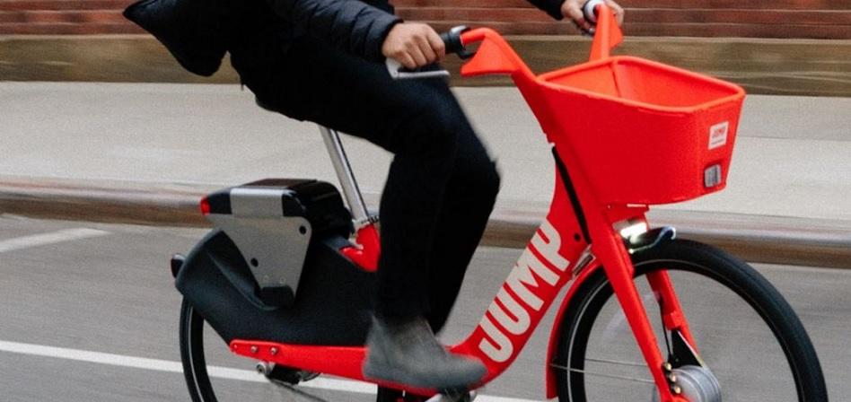 Uber engorda su negocio con la adquisición de las 'bicis' compartidas de Jump Bikes