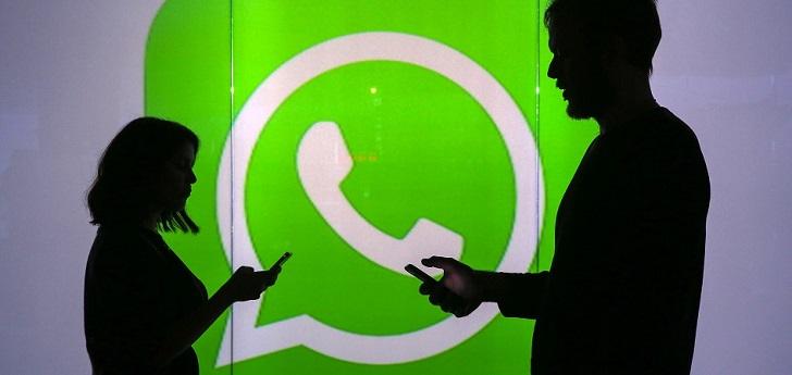 WhatsApp se come una parte del pastel de la voz: el 45,1% de los internautas llama a través de la 'app'