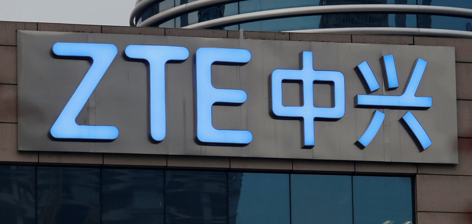 ZTE suspende su cotización tras la 'ruptura' con Estados Unidos y Reino Unido