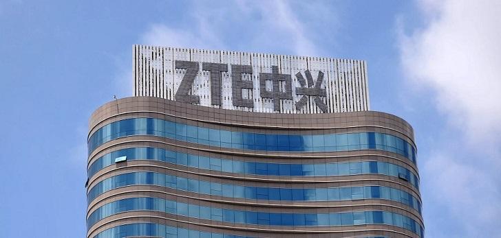 ZTE pierde 980 millones en el primer semestre por el bloqueo de Estados Unidos