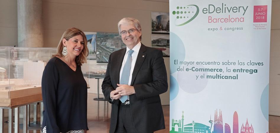 eDelivery Barcelona prepara su segunda edición con la presencia de IBM, Zalando y Deliveroo