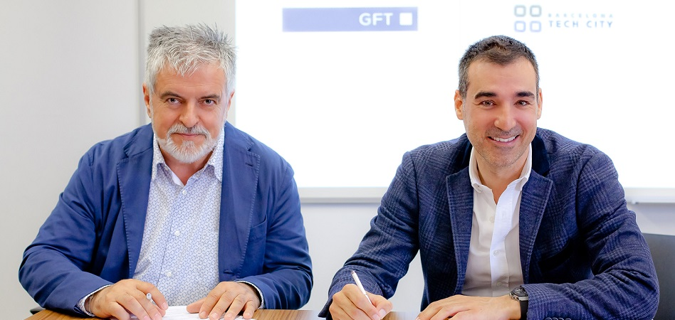 GFT se une a Barcelona Tech City para desarrollar proyectos con los 'partners' del clúster