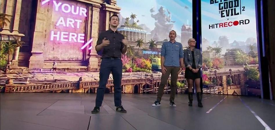 Ubisoft se alía con la empresa del actor Joseph Gordon-Levitt para encontrar creadores de contenido
