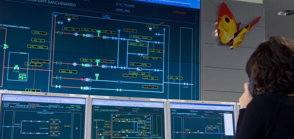 Gas Natural Fenosa digitaliza sus redes con soluciones 'smart', datos y asistencia de robots