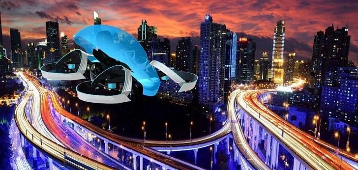 Japón fecha para 2023 la venta de vehículos voladores y su uso en el ámbito urbano