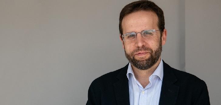 """Jesús Pérez (Finnovating): """"El 'blockchain' ha democratizado la inversión en 'start ups'"""""""