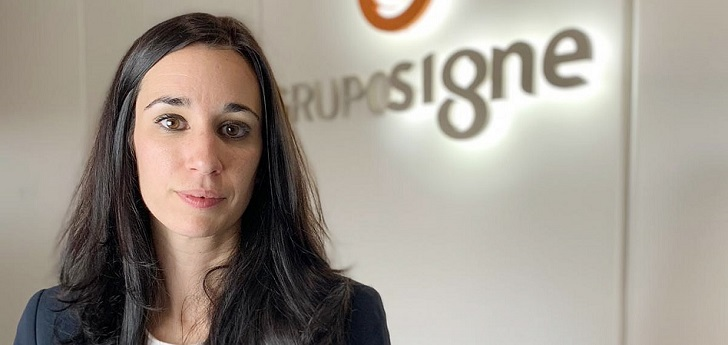 "Marta Gutiérrez (Signeblock): ""El término 'supply chain' evolucionará a 'supply blockchain'"""