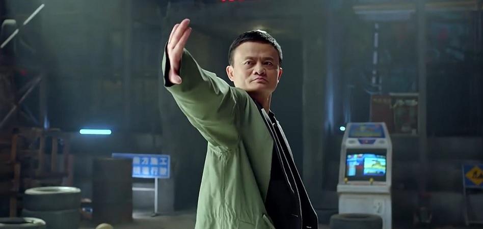 El último 'golpe' de Jack Ma: de presidente de Alibaba a actor de cine