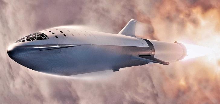 SpaceX quiere ir a Marte sí o sí: completa su cohete de pruebas Starship