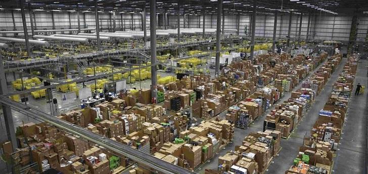 Amazon escoge Sevilla como destino para su mayor centro logístico en España