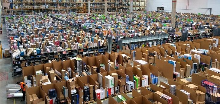 Amazon: los sindicatos cifran en un 70% la participación en la huelga de Reyes