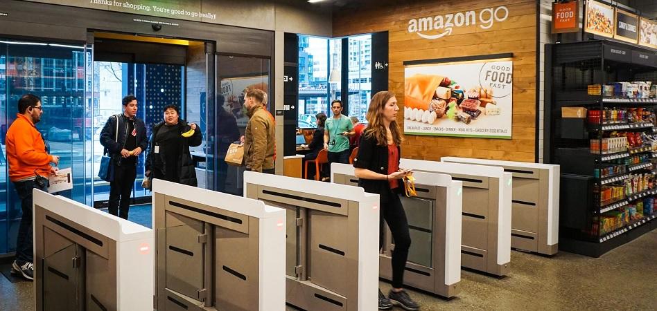 Microsoft sigue los pasos de Amazon y crea una tecnología para eliminar los cajeros en tiendas