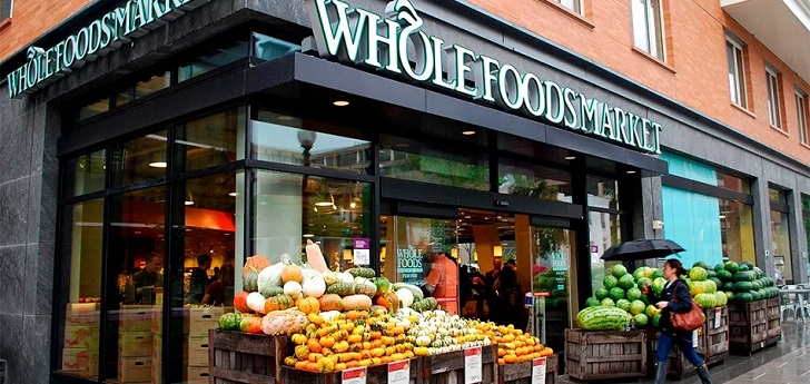 Amazon busca nuevas localizaciones en Estados Unidos para expandir Whole Foods