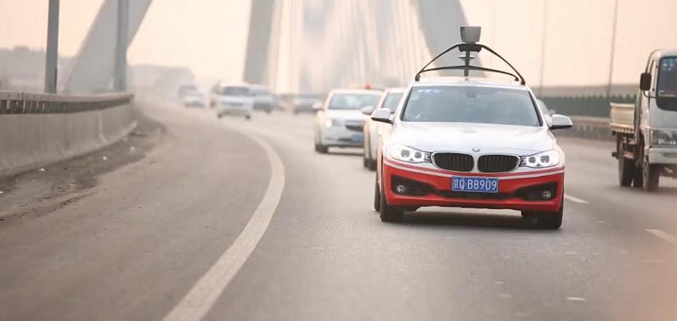 China da luz verde a Baidu para que inicie su programa de vehículos autónomos en Pekín