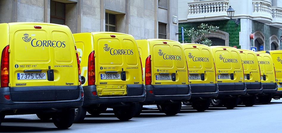 Telefónica se adjudica el contrato de los servicios de 'telecos' de Correos por 65 millones
