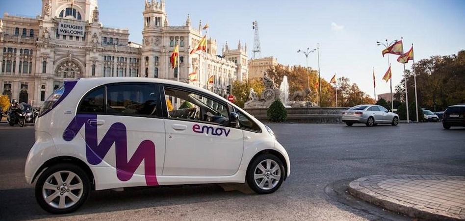 Emov coge la 'directa' a Portugal: estrenará su servicio de 'carsharing' en Lisboa el próximo abril