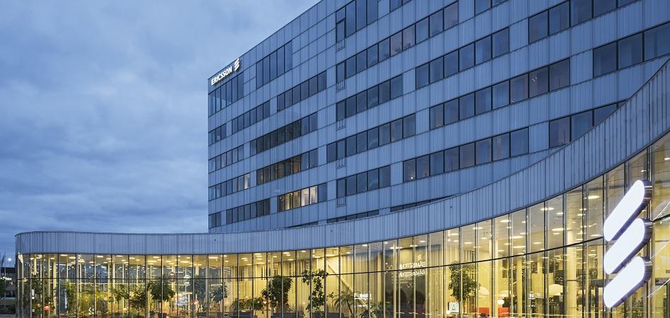 Ericsson amortigua sus pérdidas un 93% en el primer trimestre, hasta 70 millones de euros