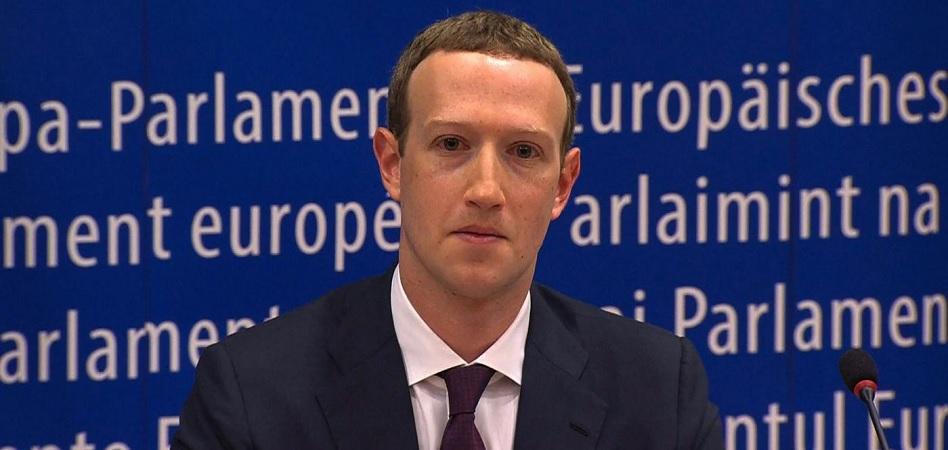 Zuckerberg pide perdón en el Parlamento Europeo por la filtración masiva de datos