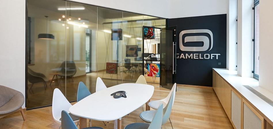 Gameloft cierra sus oficinas de Madrid y pone en marcha un ERE