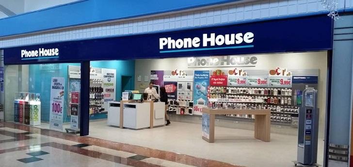 El dueño de The Phone House gana un 26% más hasta junio