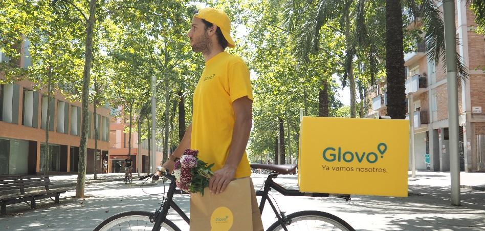 Glovo crece en el norte de España con su aterrizaje en Vigo