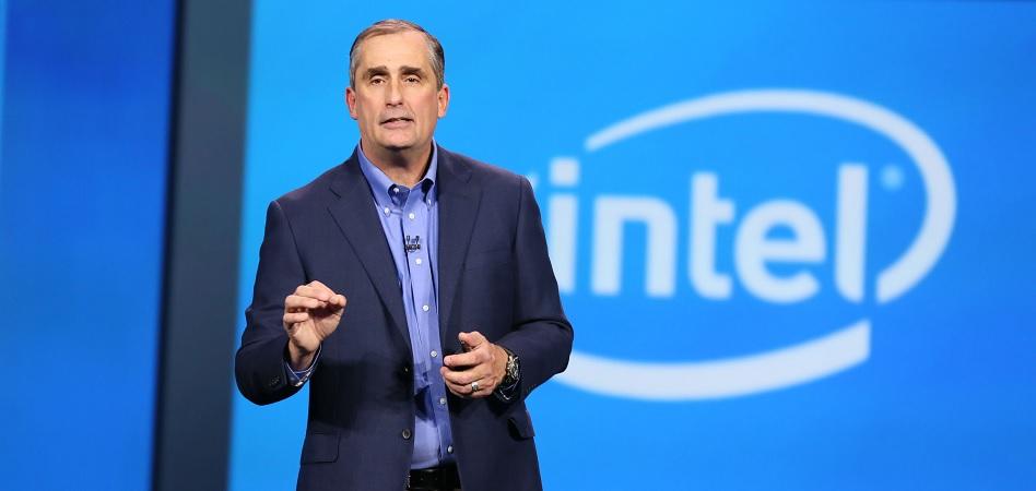 Brian Krzanich renuncia como consejero delegado de Intel y el director financiero asume el cargo