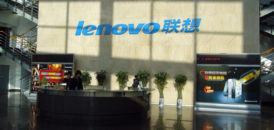 Lenovo pierde 189 millones de dólares pese a crecer un 5% en su último ejercicio