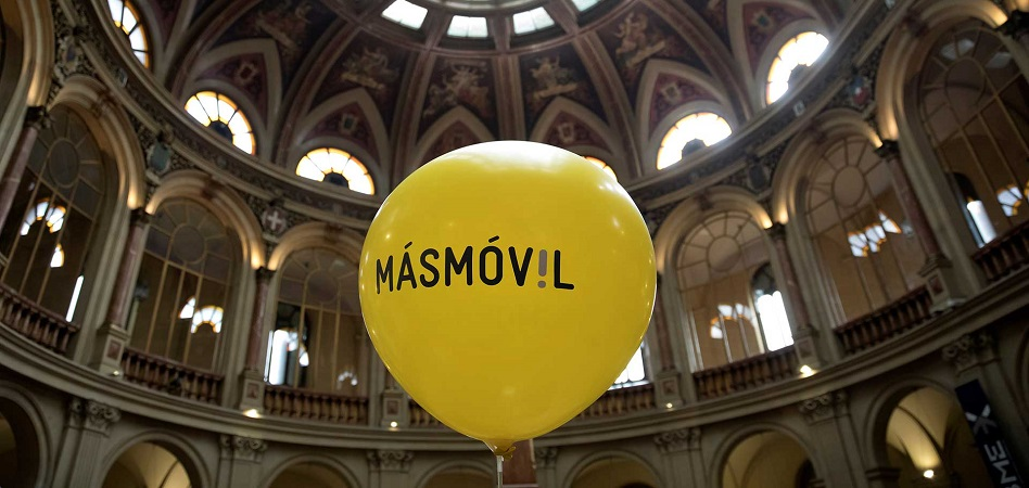 MásMóvil propone a sus inversores dividir cada acción en cinco títulos nuevos
