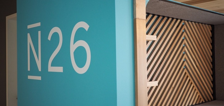 El banco móvil alemán N26 planea salir a bolsa en dos años y deja la puerta abierta a Madrid
