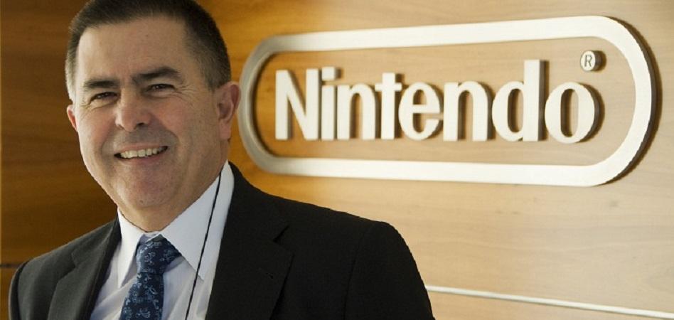 Nintendo nombra a Antonio López director general de su filial en España y Portugal
