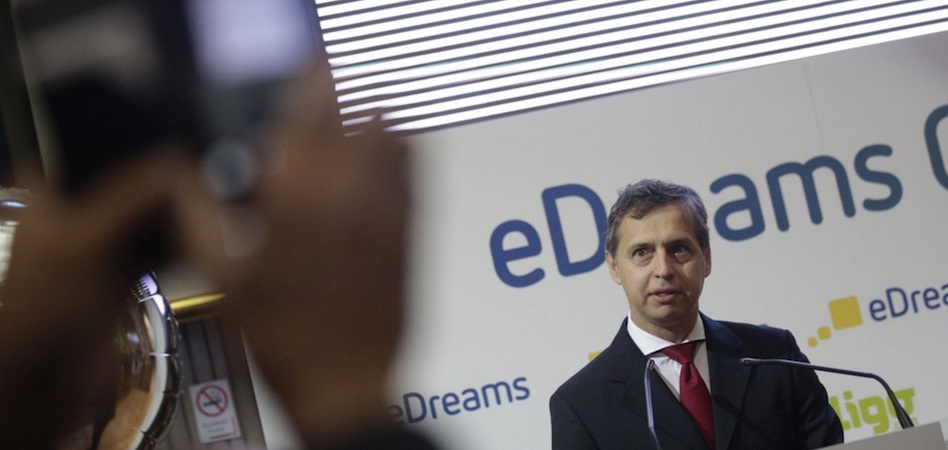 Edreams reduce su beneficio un 16% en 2017 tras reestructurar su deuda