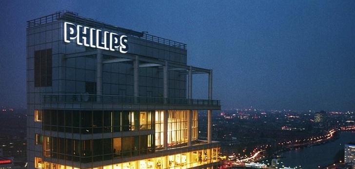 Philips reduce su beneficio a la mitad y gana 417 millones entre enero y septiembre
