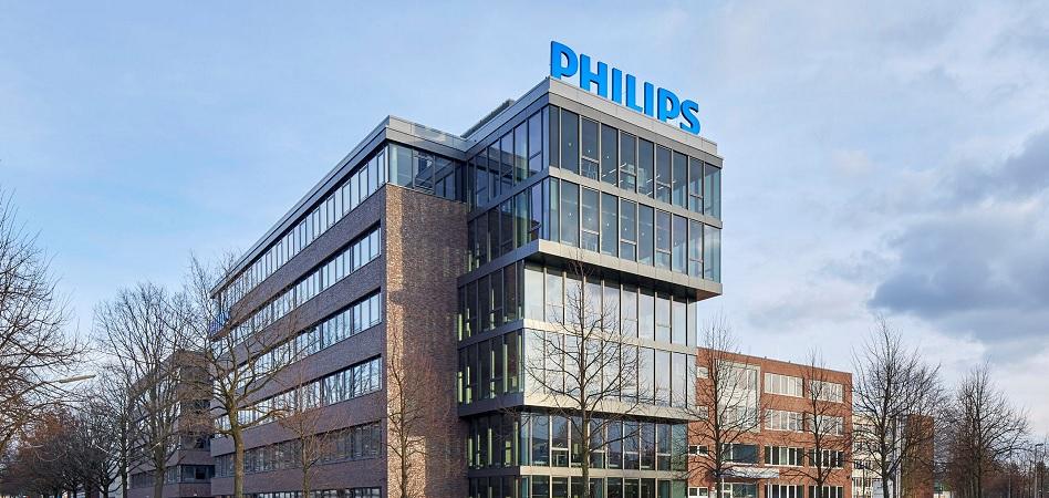 Philips gana un 46% menos y factura casi 4.000 millones en los tres primeros meses de 2018