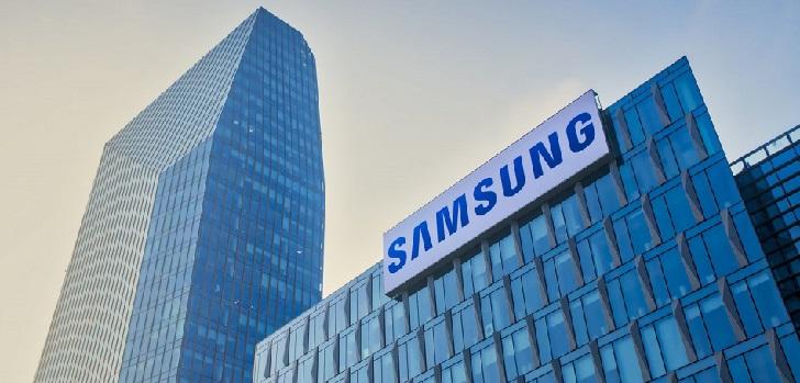 Samsung estima una caída del 28,7% de su beneficio operativo por el frenazo de los chips de memoria