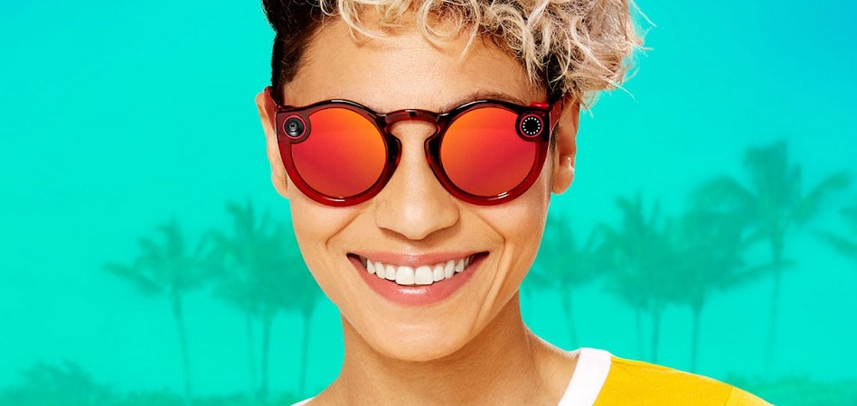 Snapchat lo reintenta con sus gafas inteligentes y lanza la segunda generación de Spectacles