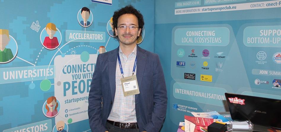 Telefónica ficha a un directivo de Carto como director global de Telefónica Open Future