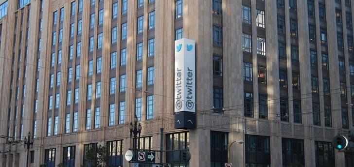Twitter se desploma un 5,38% en bolsa tras suspender 70 millones de cuentas falsas