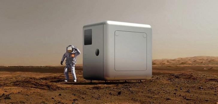 Hogar, dulce hogar: Xiaomi diseña una casa para vivir en Marte