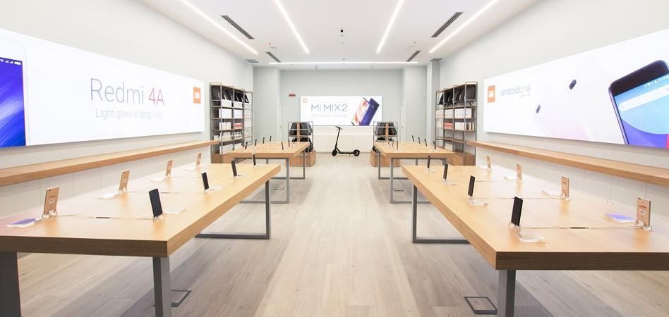 Xiaomi ultima la apertura de su primera tienda en Barcelona junto al Mobile World Congress